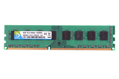8GB DDR3 1600MHz PC3-12800U CL11 PC3-1600 DIMM RAM memory Only AMD Chipset AM3 @