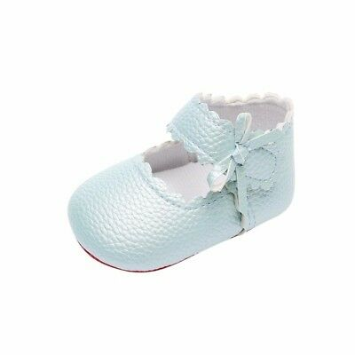 (0-6 Months, Mint Green) - Kolylong Baby Toddler Newborn Girls Cute Shoes Soft