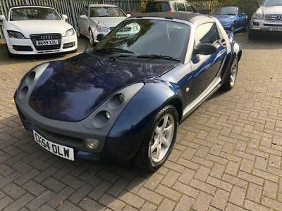 2004 Smart 0.7 Roadster 2dr Petrol Automatic (121 g/km, 80 bhp)
