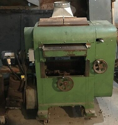 "Powermatic 16"" Planer with Byrd Shelix Head"