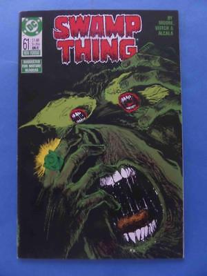 Swamp Thing 61 Classic Alan Moore High Grade! Nm!