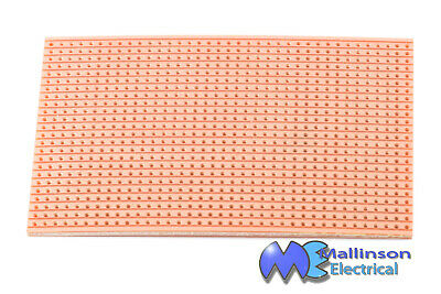 Strip Board 95 x 64 mm (888 hole) Single Board,Copper Strips, for prototyping