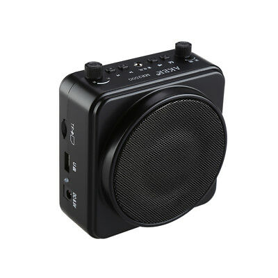 AKER 22W Rechargeable Voice Booster Amplifier Speaker MP3 TF For Teaching Guide