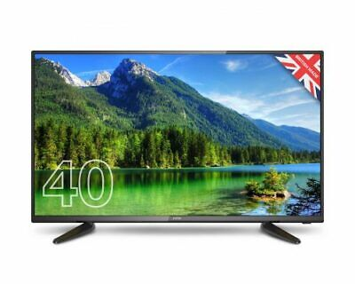 """CELLO 40"""" inch LED TV FULL HD 1080P FREEVIEW HD 3 x HDMI & USB MADE IN THE UK"""