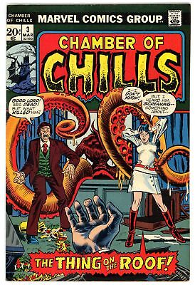 Chamber of Chills (1972) #3 VF/NM 9.0
