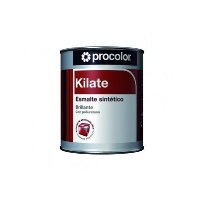 Procolor Kilate esmalte negro brillante sintetico 250 Ml