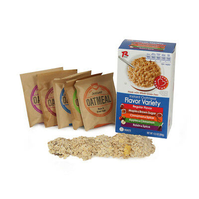 Ralston Foods Instant Oatmeal Hot Cereal Case 13.5oz (PACK OF 12)