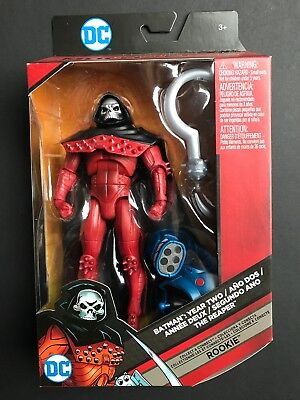 Dc Comics Multiverse Batman Year Two  The Reaper 6Inch