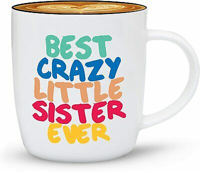 Sisters Forever Gift Coffee Mug Birthday Unique Christmas Gifts