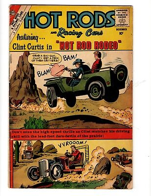 Hot Rods and Racing Cars December 1960 #49 As Found. Ungraded. See Scans