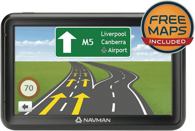 "NEW Navman 3662968 Move85LM 5"" GPS"