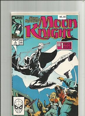 marc spector moon kight #1