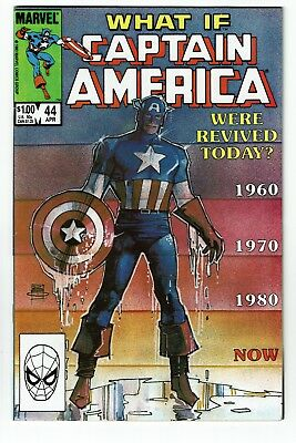 What If? #44, VF+ 8.5, Captain America