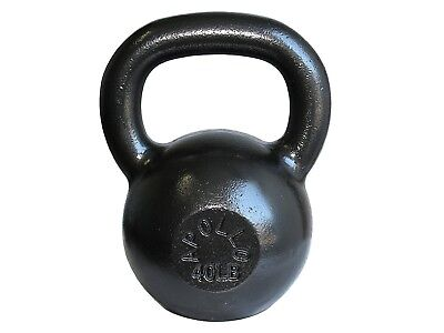(16 kg) - Apollo Athletics Kettlebell. Free Delivery