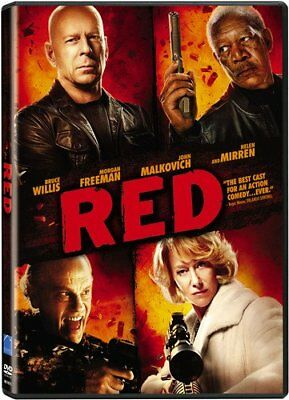 8 SOLD Red - DVD Movie - NEW! FREE SHIPPING!