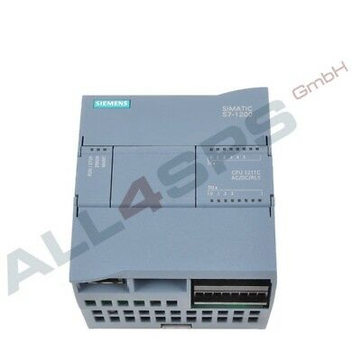 Simatic S7-1200, Cpu 1211C, 6Es7211-1Be31-0Xb0