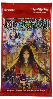 Force of Will: The Millenia of Ages Booster Pack