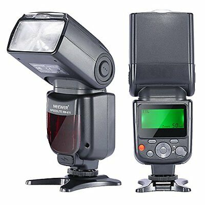 Neewer NW-670 Flash TTL Speedlite con LCD Display per Canon (ZZ6)