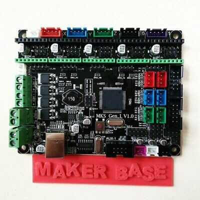 New MKS Gen-L 3D Printer Controller Board Replace Ramps 1.4 Mega 2560 Kit