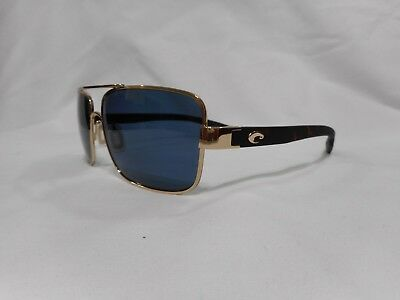New 100% Authentic Costa Del Mar North Turn 580P Polarized Sunglasses NTN64