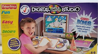 FISHER PRICE DIGITAL ARTS AND CRAFTS STUDIO DRIVER DOWNLOAD