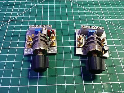 Rotary Switch 3 and 4 position GrayHill , 2pcs