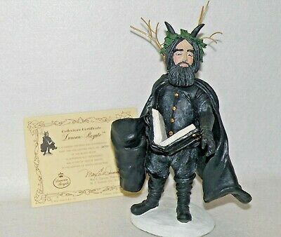 "1983 Duncan Royale History Of Santa ""black Peter""  Limited Edition"