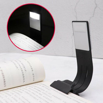Flexible LED Reading Light Clip-on Beside Bed Table Desk Lamp Book Light Lamp