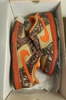 sale retailer 37243 1d54e Nike SB dunk Low Forbes Hunter size 10.5