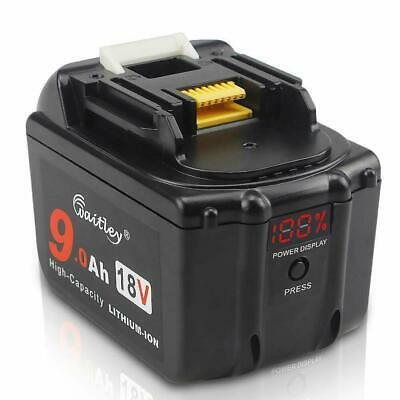 MAKITA 18V BL1890 9000mah Lithium-ion Replacement Battery For CordLess Tool