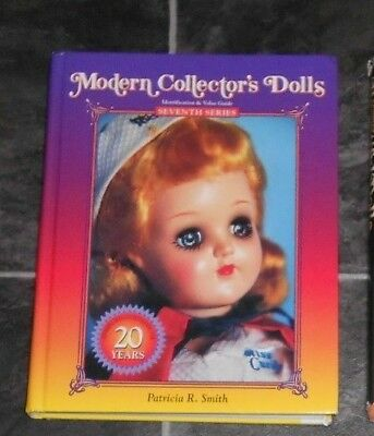 Modern Collector's Dolls Id & Value Guide 7Th Series Patricia R Smith Cr 1995 Hc