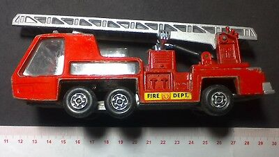 K-9 Fire Tender Matchbox Super Kings 1972