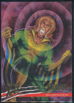 1996 X-Men Ultra Wolverine Trading Card #20 Banshee