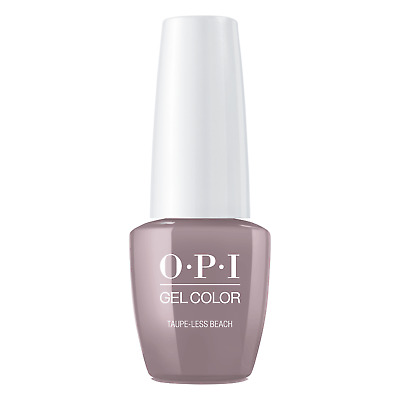 OPI Gel Color NEW LOOK - GCA61 TAUPE LESS BEACH - GELCOLOR PERMANTENTE 15ML