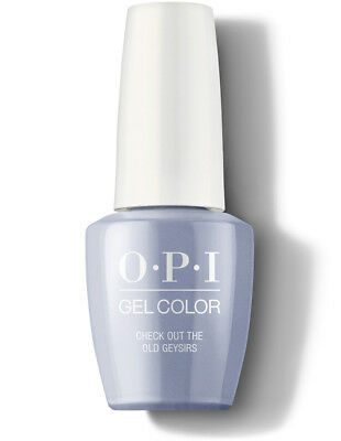 OPI Gel Color NEW LOOK - GCI60 CHECK OUT THE OLD GEYSIRS - GELCOLOR 15ML