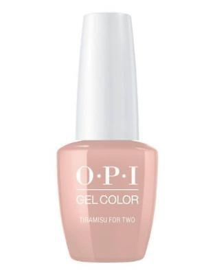 OPI Gel Color NEW LOOK - GCV28 TIRAMISU FOR TWO - GELCOLOR SEMIPERMANENTE 15ML
