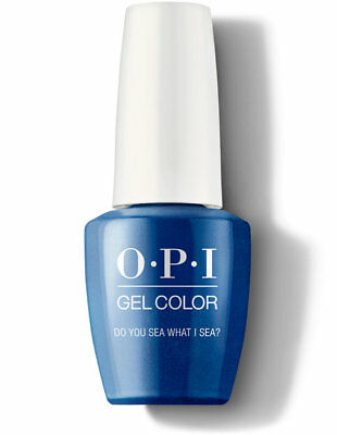OPI Gel Color NEW LOOK - GCF84 DO YOU SEA WHAT I SEA? - GELCOLOR PERMANENTE 15ML