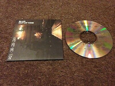 Blur Out Of Time  Stunning Nr Mint 2003 Promo Cd Cdrdj 6606 Free Postage