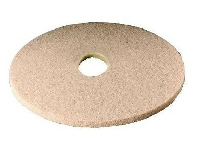 MCO 05605 3M Ultra High-Speed Floor Burnishing Pads 3400, 48cm , Tan, Case of 5