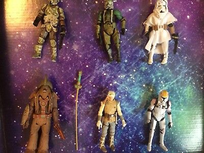 """STAR WARS Black Series Legacy Collection 30th Anniversary Collection 3.75"""" Pick1"""