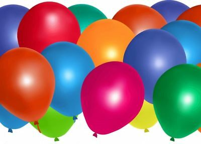 24 MIX PLAIN BALONS BALLONS HELIUM & AIR BALLOONS Quality Party Birthday Wedding