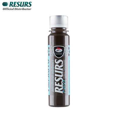 Engine Oil Treatment / Engine Restore Resurs Next 75g. TOP 100 RUSSION INVENTION
