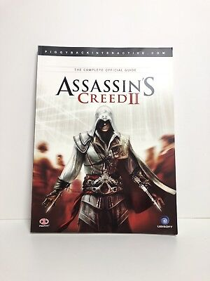 The Assassins Creed II Complete Official Strategy Game Guide by Ubisoft