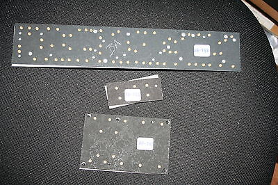 FENDER STYLE AB-763 board, for Bandmaster, Deluxe,and Pro