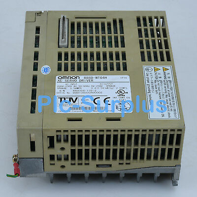 OMRON Used Driver R88D-WT04H R88DWT04H Tested OK