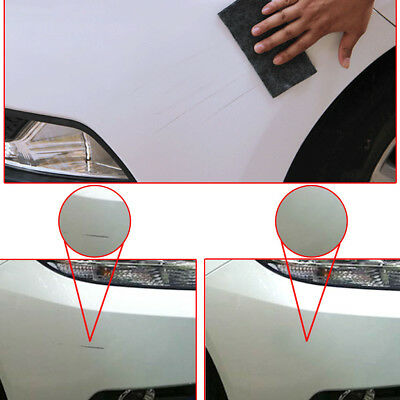 For Car Scratch Polish Magic Cloth Light Paint Remover Scuffs Surface Repair Hot