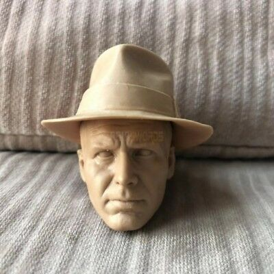1//6 scale Indiana Jones Raiders of the Lost Ark head sculpt 4 a lot unpainted AU