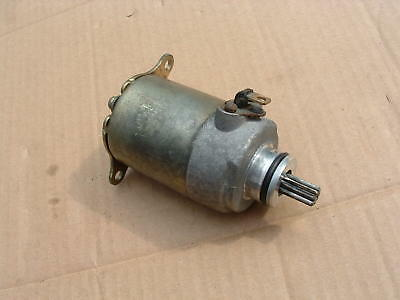 Skad Mt150T 2011 Model Starter Motor Good Condition