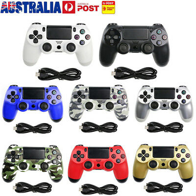 For Sony PS4 PlayStation4 Dualshock 4 Joystick Gamepad Wired Controller AU