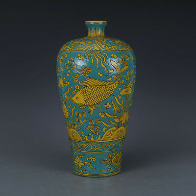Chinese ancient antique hand make Vase